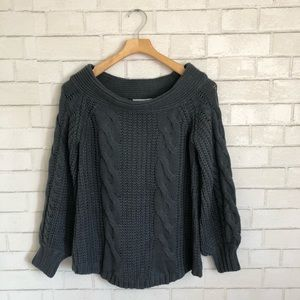 NWT She and Sky Sweater